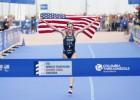Gwen Jorgensen revalidó el Mundial tras ganar en Chicago