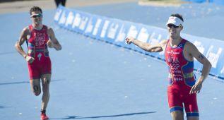 """Mario Mola: """"Todos soñamos con un podio en los Juegos"""""""