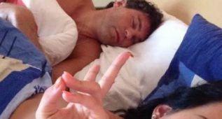 Jagr, estrella de la NHL, recibió un chantaje por una foto de cama
