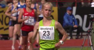 ¿Es Alisa, de 17 años, muy joven para correr la maratón de Río?