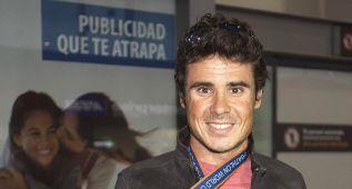 """Gómez Noya, en España: """"No soy consciente de lo conseguido"""""""