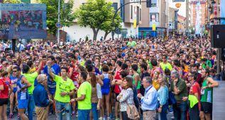 Higuero celebra hoy su festival de running en Aranda de Duero