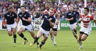Escocia convierte el sueño japonés en pesadilla (45-10)