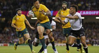 Australia evita sustos ante Fiji (28-13) y Francia sigue ganando