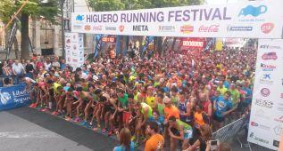 Núñez y Lugueros ganan el Higuero Running Festival