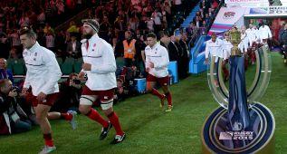 Twickenham hervirá con el duelo entre Inglaterra y Gales