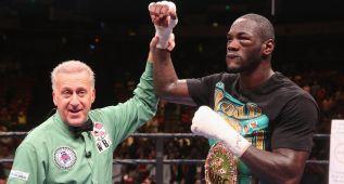 Wilder cierra con KOT su segunda defensa mundial