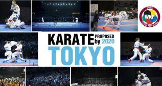 """Federación Mundial de Karate: """"Alegres tras tanto trabajo"""""""