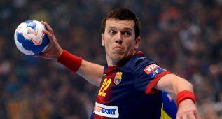 Rutenka y el Barcelona rescinden el año de contrato