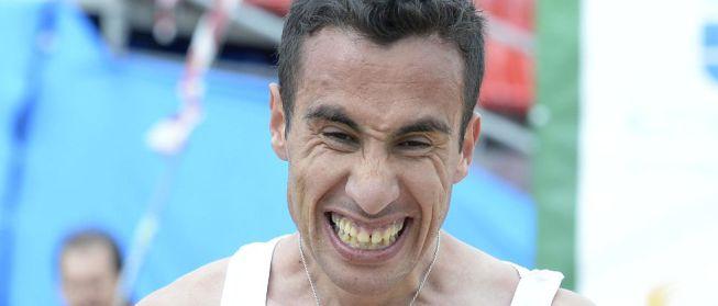 Mohamed Marhoum, suspendido dos años por su positivo con EPO