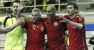 España ya sabe sus rivales en el Europeo: Ucrania y Hungría