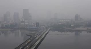 Suspendida la sesión de finales en Singapur por contaminación