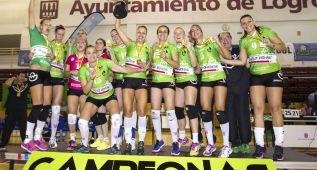 Tercera Supercopa de España femenina para el Naturhouse