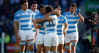 Los Pumas acarician los cuartos tras merendarse a Tonga (45-16)