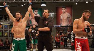 Un español está participando en el 'Gran Hermano' de la UFC