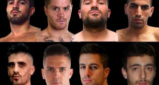 World Fight Tour en Madrid: ocho peleadores, un ganador