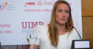 Mireia Belmonte ve un hándicap en los horarios de Rio 2016