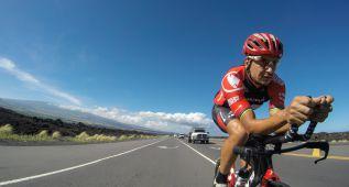 Iván Raña sale a doctorarse en su tercer Ironman de Hawai
