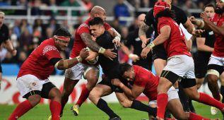 El Dragón galés aspira a lograr ahora la victoria ante Australia