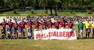 #fuerzaALBERTO: el rugby se moviliza por un lesionado