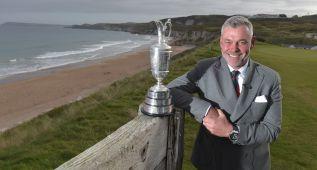 El British Open 2019 regresará a Irlanda del Norte tras 69 años