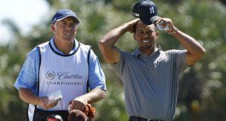 """Su excaddie: """"Tiger Woods me trataba como un esclavo"""""""
