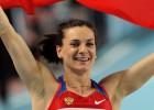 Isinbayeva: su oro en Río, en honor de Kira, parapléjica