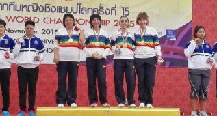España se lleva el Mundial femenino en Bangkok