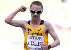Jared Tallent reclama el oro olímpico tras el escándalo