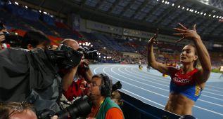 Isinbayeva: su técnico y el COR reclaman plaza olímpica