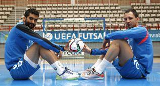 """Un Inter Movistar """"sin excusas"""" debuta en 'su' UEFA Cup"""