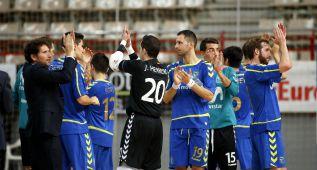 El Movistar abusa del Dobovec en su debut en la UEFA Cup