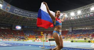 """Isinbayeva: """"Sería injusto un castigo colectivo a Rusia"""""""