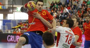 Carlos Ruesga vuelve en la disciplina del Barcelona