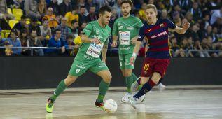 Batería da la victoria al Barça en el último suspiro