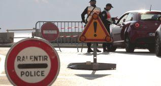 Las competiciones deportivas en París, suspendidas