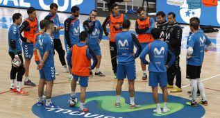 Al Movistar le vale el empate para estar en la Final Four