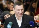 Vitali Klitschko, excampeón del mundo, reelegido alcalde de Kiev