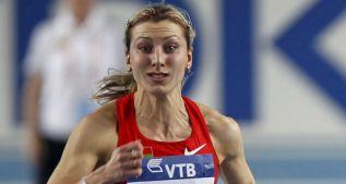 Hallan muerta a la velocista bielorrusa Yulia Balykina