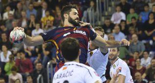 Ruesga reaparece con el Barça para igualar un récord liguero