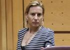 Marta Domínguez desaparece de las listas del PP por Madrid