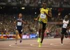 Entre Bolt, Taylor y Ashton Eaton, el mejor del año 2015