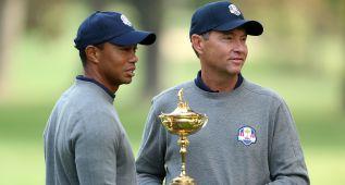 Tiger Woods es nombrado vicecapitán para la Ryder 2016