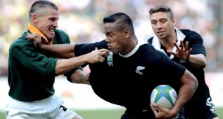 Muere Jonah Lomu, el hombre que cambió el rugby