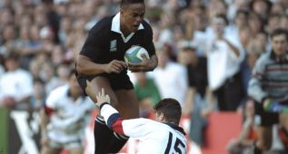 Lomu, leyenda del rugby: su carrera en 7 momentos