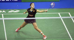 Carolina Marín, a semifinales del Abierto de Hong Kong