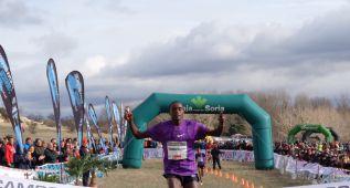 El ugandés Toroitich revalida su título en el Cross de Soria
