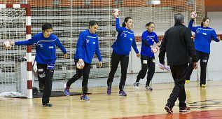 Las Guerreras inician en Gijón el camino al Mundial danés