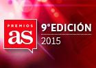 Vota entre los candidatos a los Premios AS del Deporte 2015