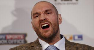 """Fury: """"Si se legalizara el dopaje, el deporte sería más justo"""""""